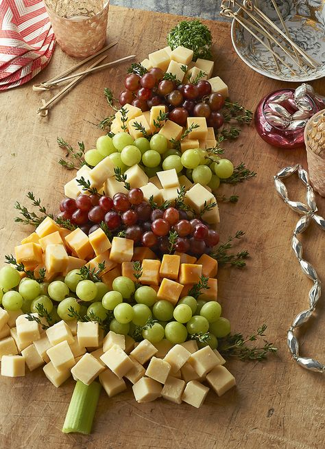 Tree Cheese Tray