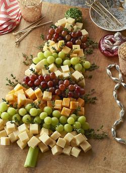 Tree Cheese Tray