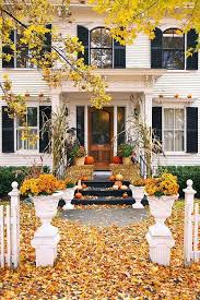 Fall Yard Decor