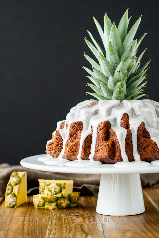 Aloha Bundt Cake