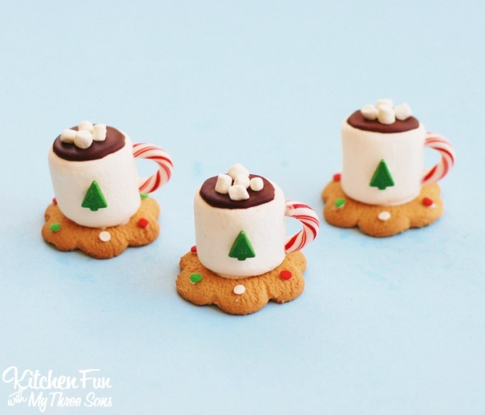 Hot-Chocolate Mug Cookies
