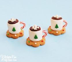 Hot-Chocolate Mug Cookies