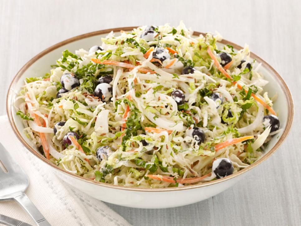 Blueberry Cole Slaw