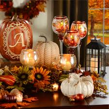 Festive Fall Decor