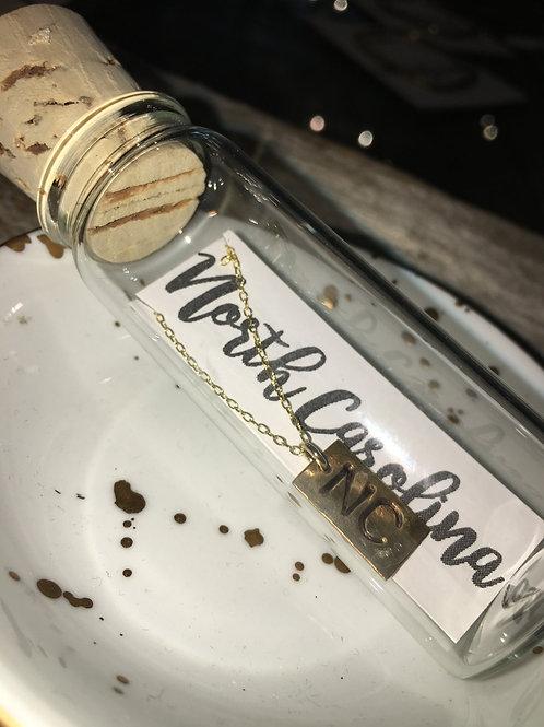 NC in a Bottle! Love:)