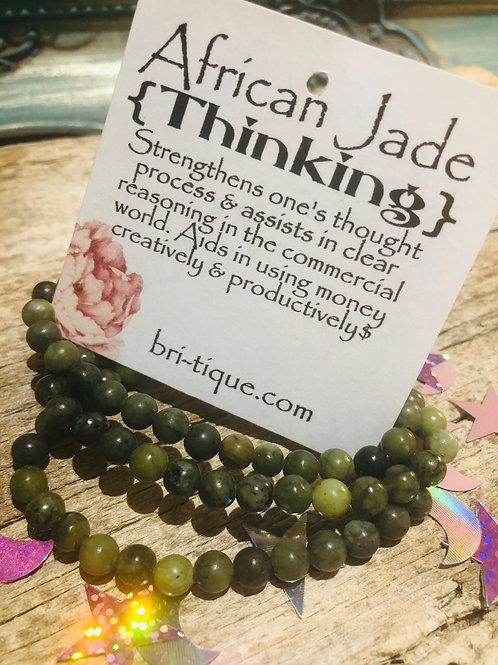 Afrian Jade {Thinking}