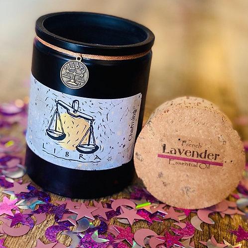 Libra ♎️ Candle {Lavender}