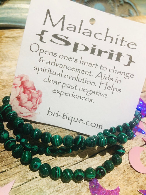 Malachite { Spirit }