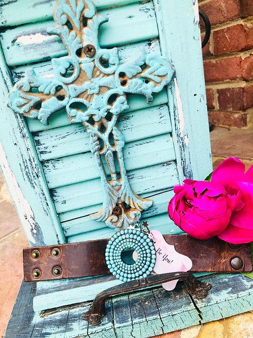 Turquoise Stairstep Bracelet
