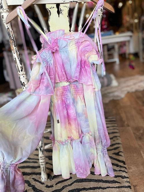 Gypsy Tie Dye Romper