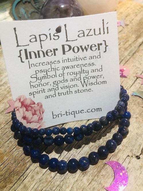 Lapis Lazuli {Inner Power}