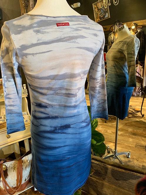 Hardtail tie dye dress