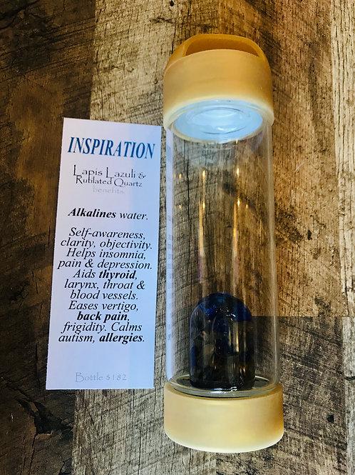Inspiration Gem Water Bottle