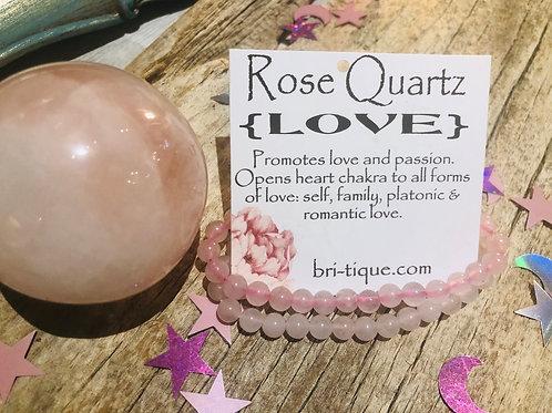 Rose Quartz { Love }