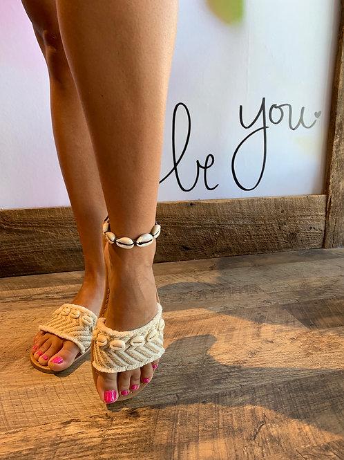 Seashell Gal Sandals