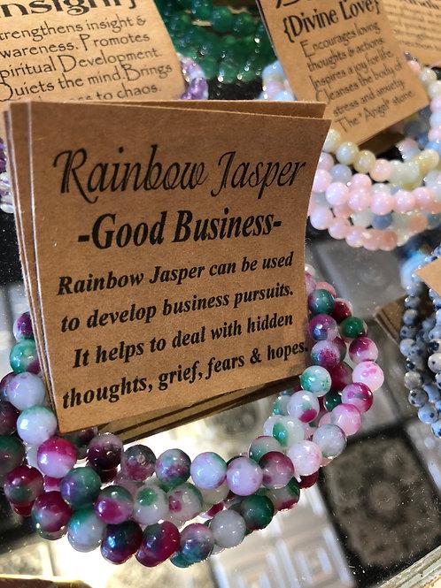Rainbow Jasper