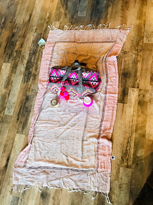Ornate Beach & Festival Towel