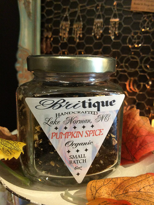Pumpkin Spice Organic Tea