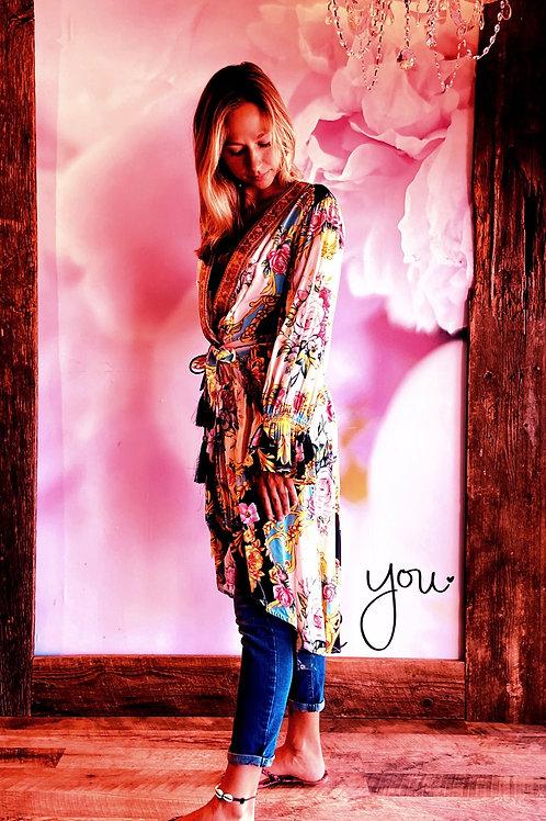 Life is Beautiful Kimono