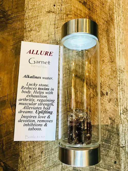 Allure Gem Water Bottle