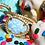 Thumbnail: Blue Opal Ring Size 7