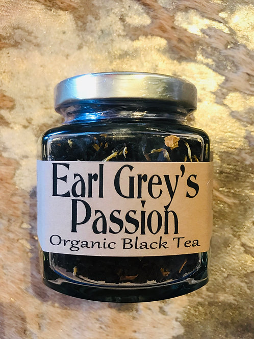 Earl Grey's Passion