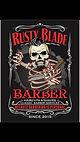 Rusty Blade Barber logo