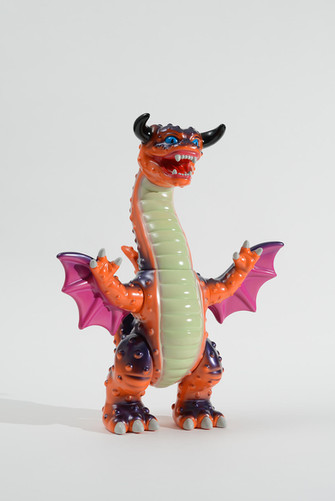 Magic dragon sofubi #1
