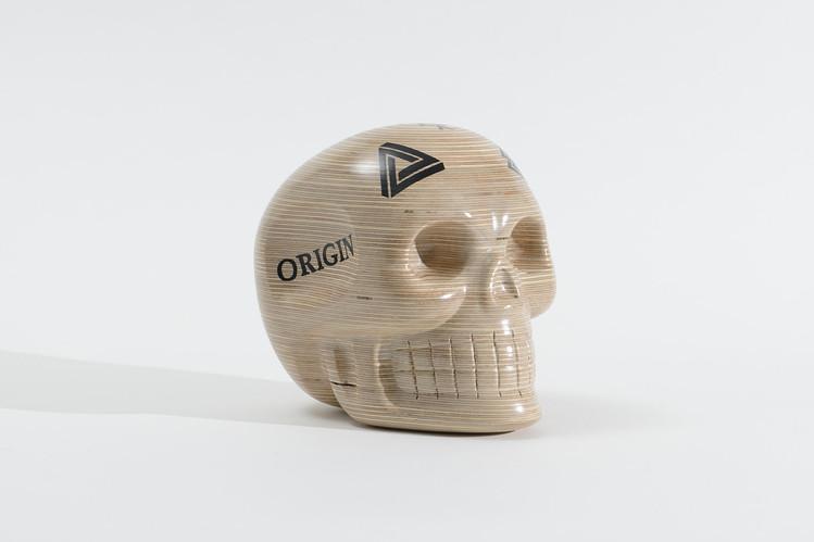 Crystal skull woodie 2