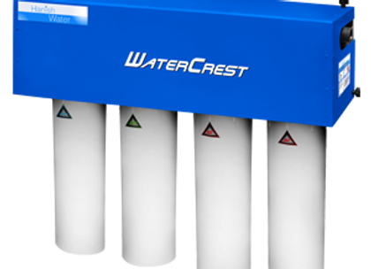 WaterCrest 4 Whole House Water Treatment System