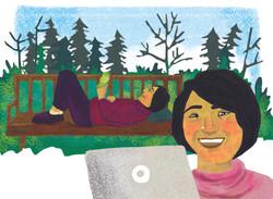 LATEST Anusha - Spot Illustration - 300