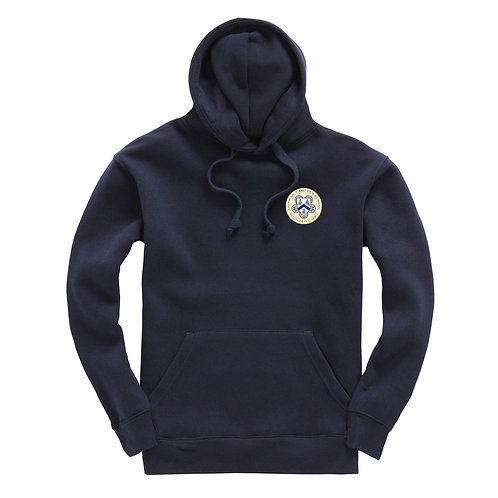 Navy Chipping Campden Leavers Hoodie