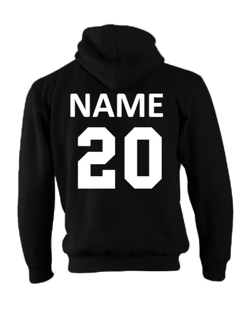 Black Block 20 Chipping Campden Hoodie