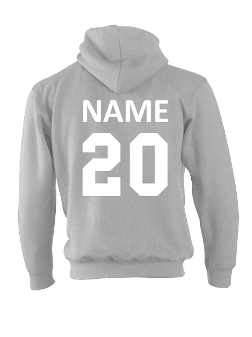 Grey Block 20 Chipping Campden Hoodie