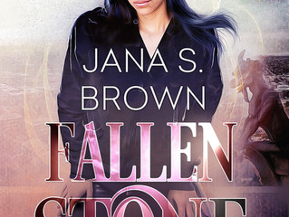 Fallen Stone Now Available for Pre-Order