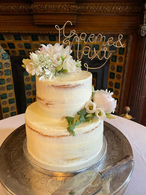 Library with Wedding Cake.JPG