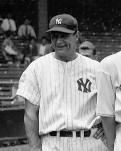 Lou Gehrig - ALS