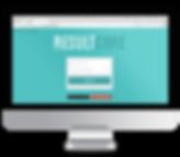ResultCare digital health webapp