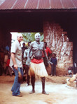 Dancing with the Medicine Man, Ghana 1976