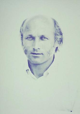 passport photo, 1970s