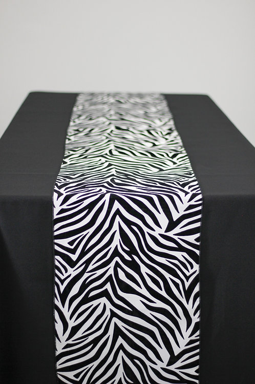 Jungle Fever Runner -Black and White