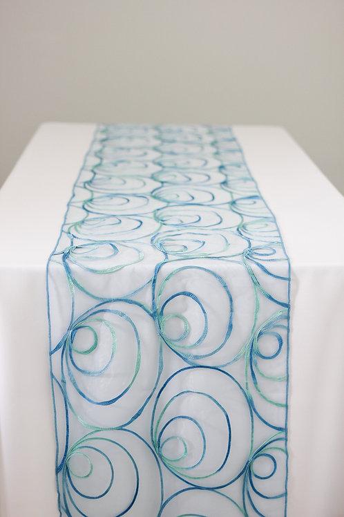 Sonata Runner - Turquoise