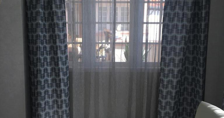 Border & Curtain