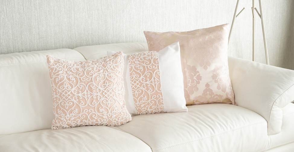 Withe Cushions