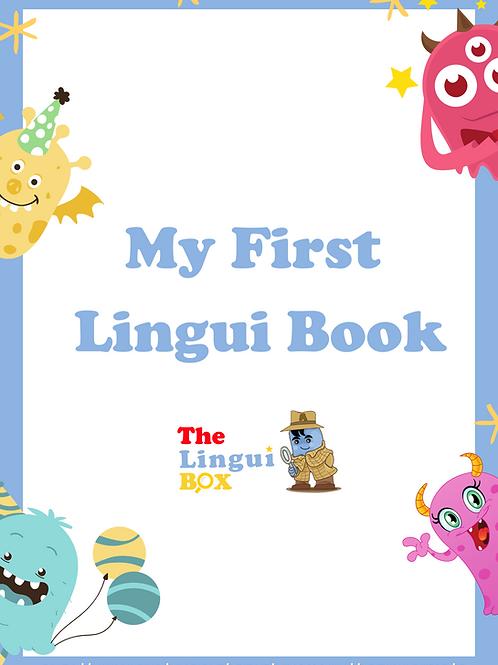 ספרון קריאה ראשון באנגלית