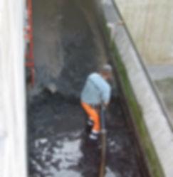 Kanalreinigung Graben