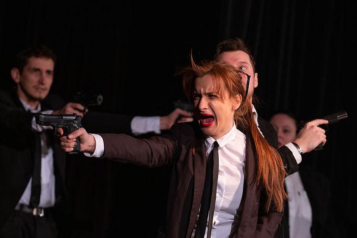 """Премиера на """"Тарантино"""" с режисьор Йохим Мейер (Амстердам)"""