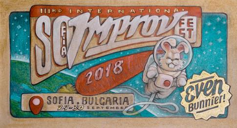 Sofia International Improv Fest 2018