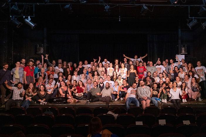 Четвъртият Международен импро фестивал в София събира импровизатори от 11 държави.