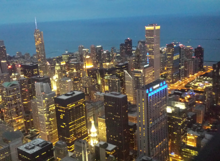 Интензивно лято в Чикаго (част първа)